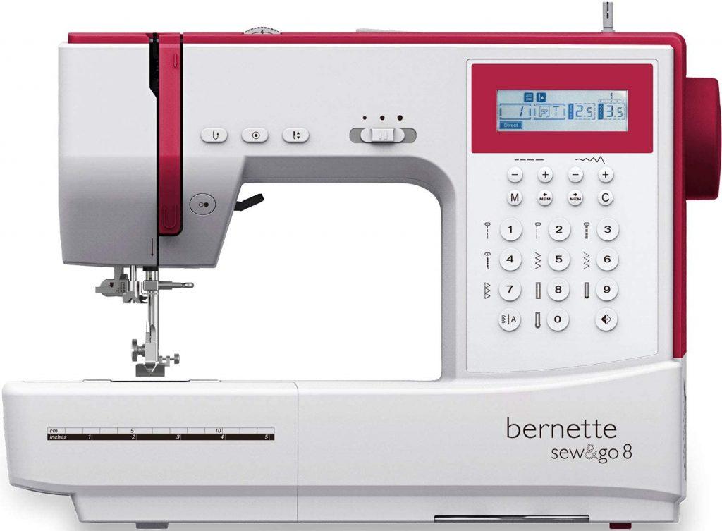Bernina Bernette Sew & GO 8
