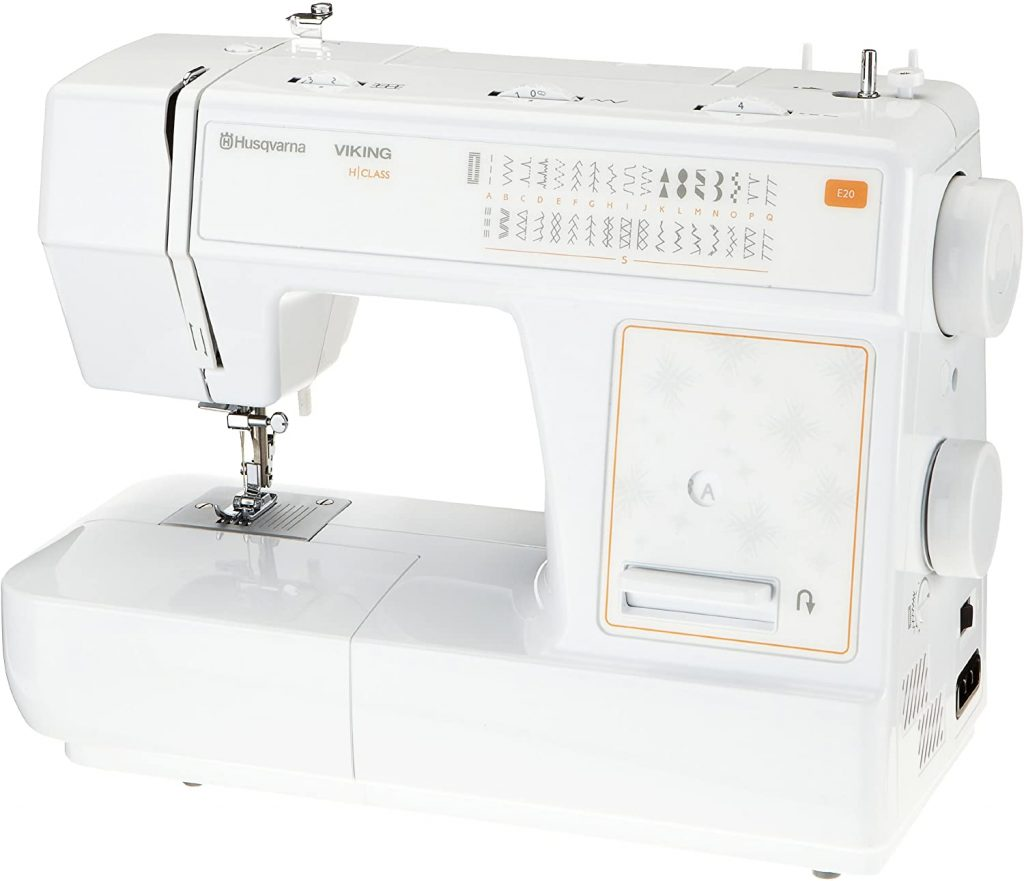 Macchina da cucire Husqvarna H Class E20