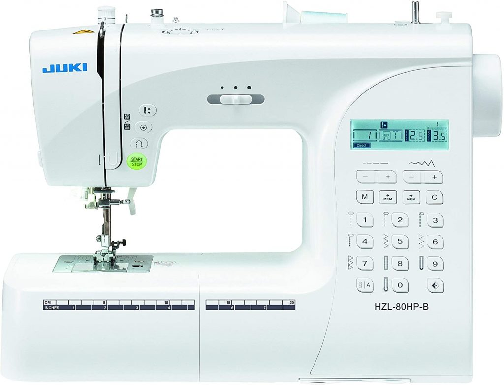 Macchina da cucire Juki HZL-80HP-B