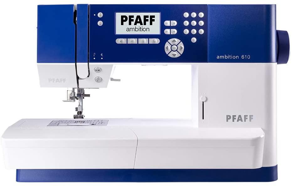 Macchina da cucire Pfaff Ambition 610