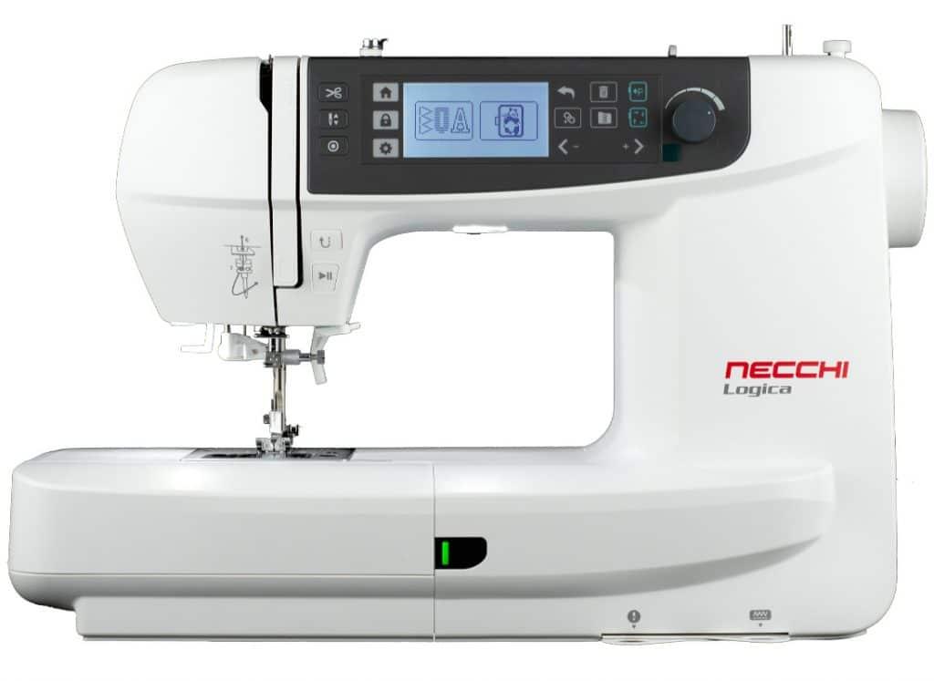 Macchina da cucire Necchi Logica NCH01